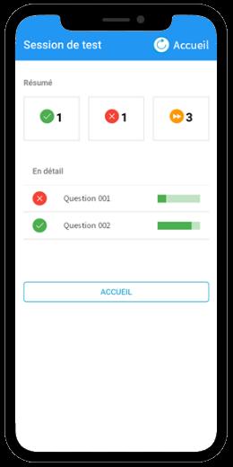 Domoscio web and mobile platform