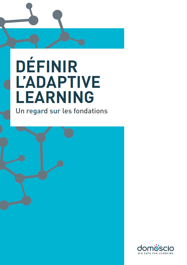 Livre blanc - Adaptive Learning, un regard sur les fondations